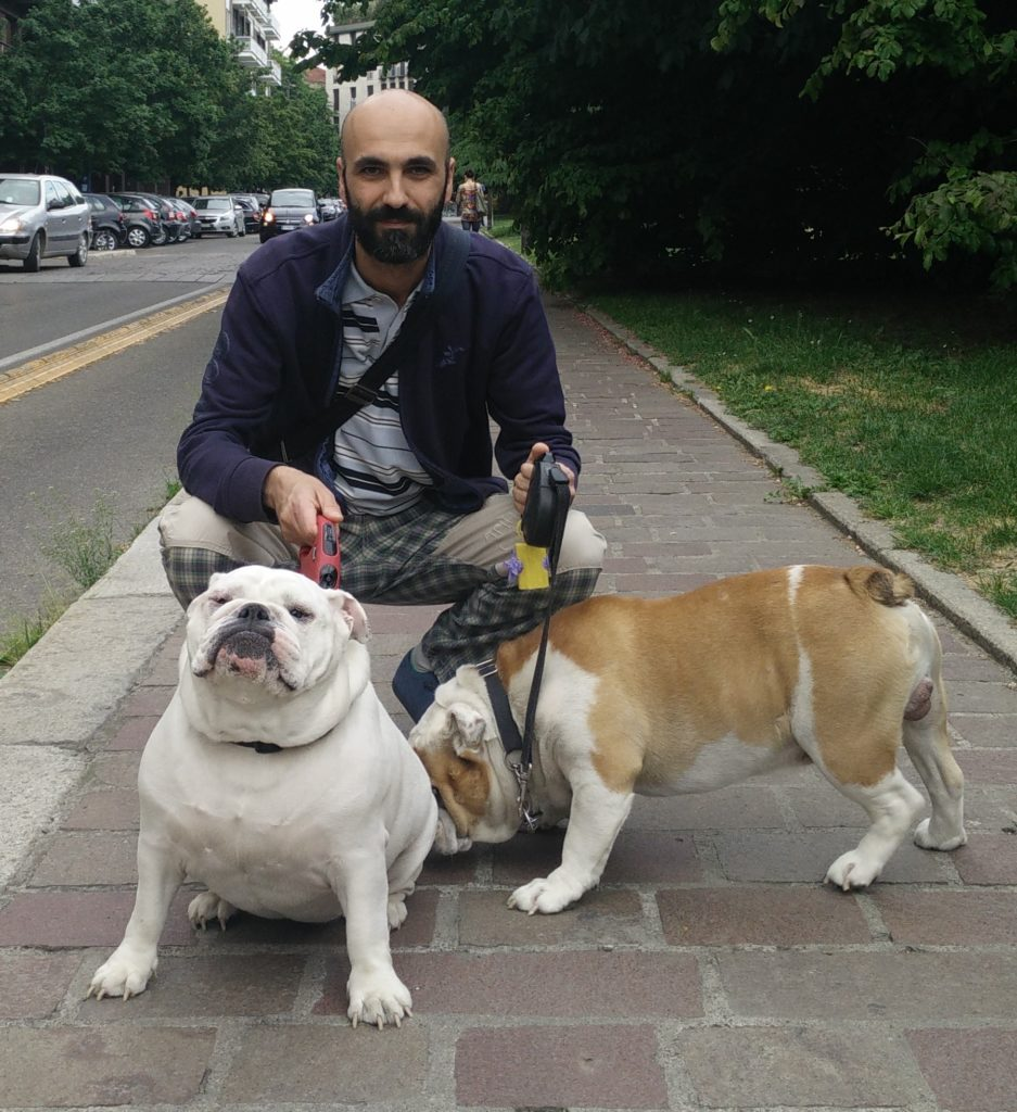 Gina e Gino - English Bulldog