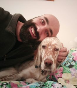 Orange - English Setter - 7 mesi